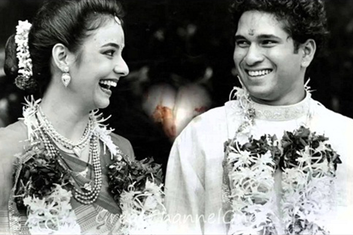 Sachin Tendulkar Marriage: The Little Master's Love Story