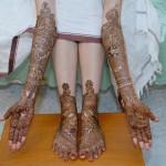 briadal mehndi full hand and leg