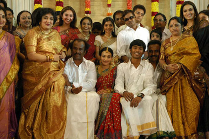 Dhanush Marriage To Aishwarya Rajinikanth Love In Kollywood