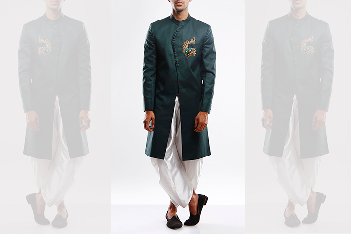 Engagement Dress For Indian Groom: 25 Best Suave Choices