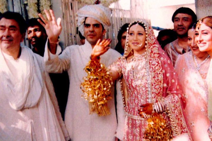 Image result for karisma kapoor wedding