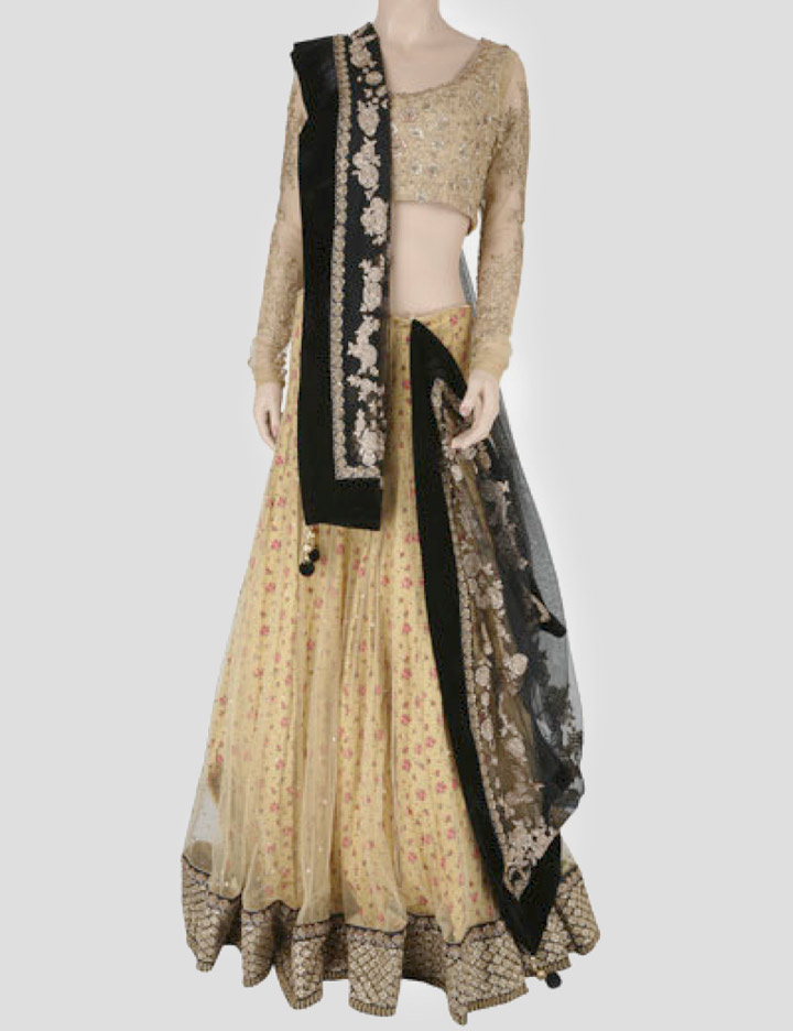 25 Flawless Indian Bridal Dresses For A