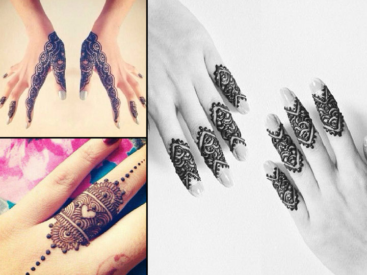 Mehndi Designs For Fingers Step By Step : Arabic mehndi design for fingers: top 10 picks of 2016