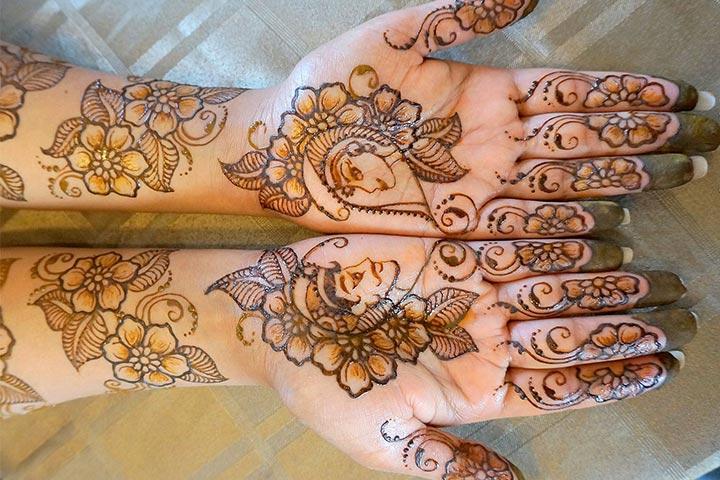 5 spellbinding heart henna designs that celebrate love