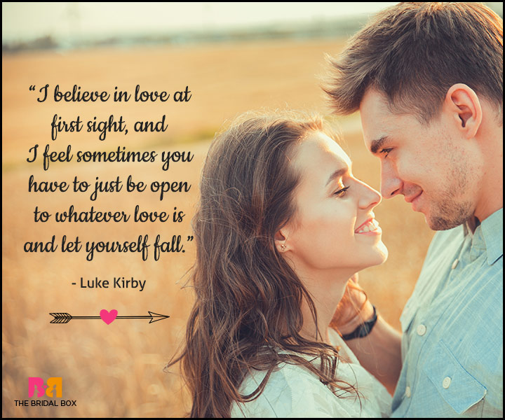 20 Best Love At First Sight Quotes To Share