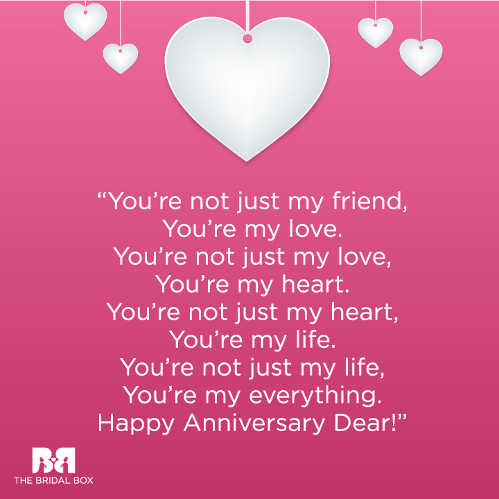 25 Beautiful Love Anniversary Quotes For You!