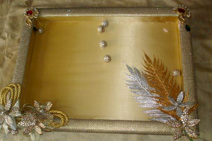 9 Diy Wedding Tray Decoration Ideas To Try Out
