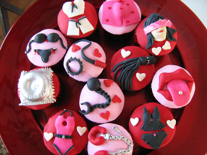 bridal shower cakes cup cake