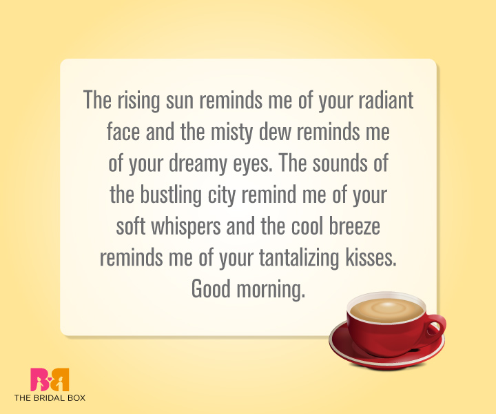 Funny Morning Love Quotes For Her : 15 Adorable Good Morning Love Quotes For Her To Wake To