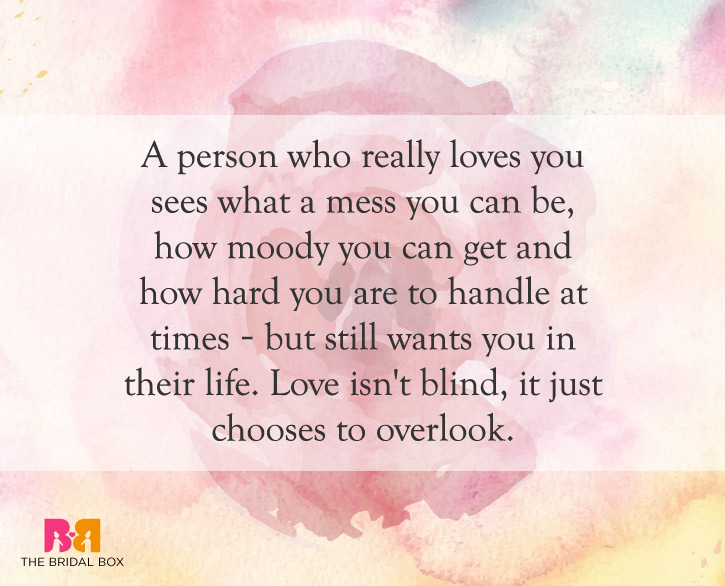 Funny Quotes Love Is Blind : Pics Photos - Love Is Blind Valentine Quote