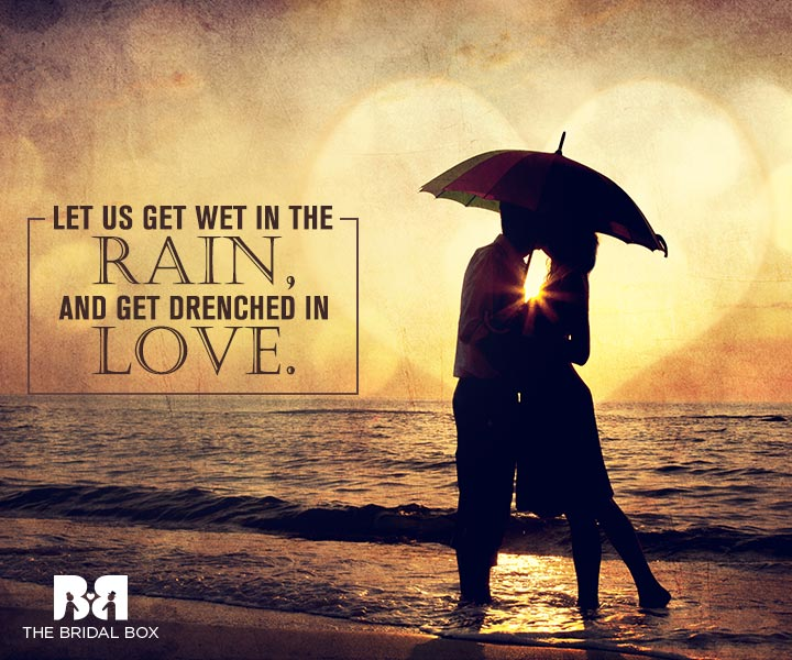 rain love quotes - photo #19