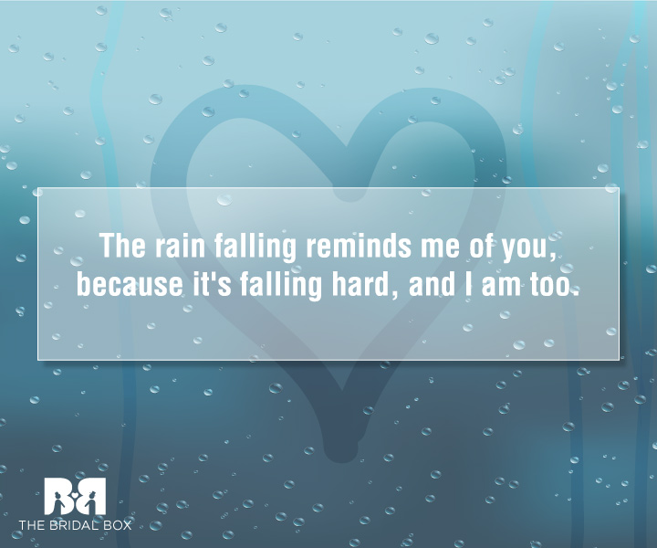 8 Rain Love Quotes For Memorable Monsoons