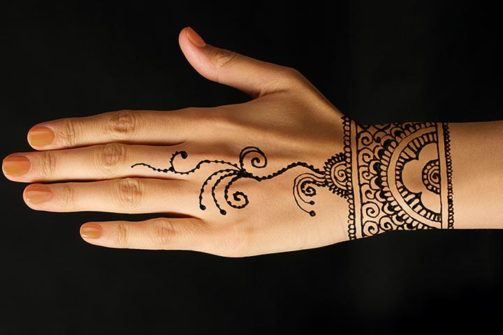 Mehndi Bracelet Design For Kids : Beautiful bracelet mehndi designs that are intricately