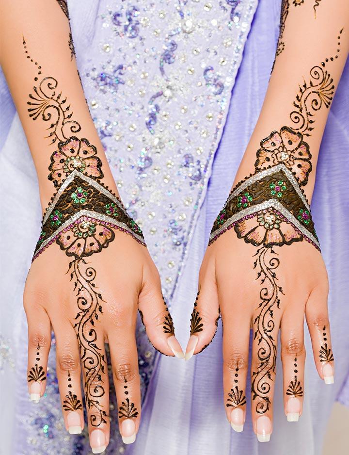 10 Beautiful Bracelet Mehndi Designs That Are Intricately Indian