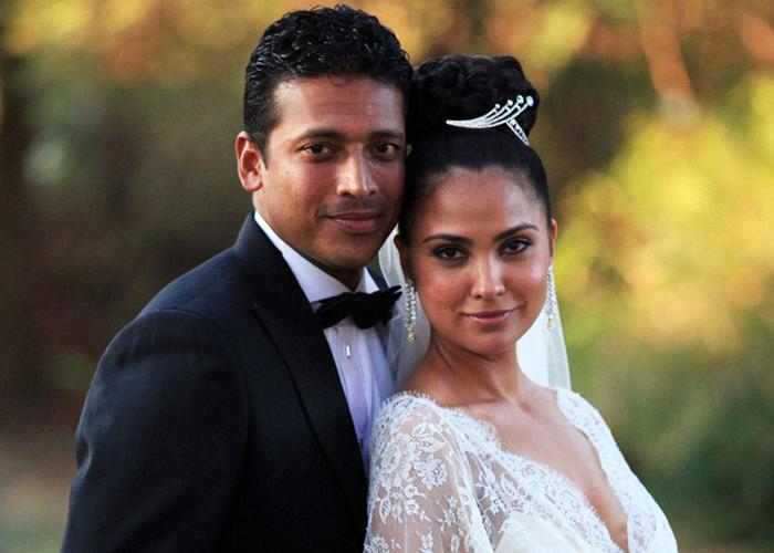 lara dutta wedding with mahesh bhupati happy ending
