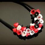 Polymer clay jewelry 4