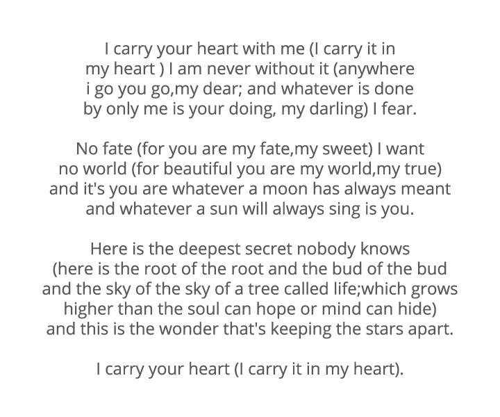 5 I Love You Poems For Him He Will Always Cherish!