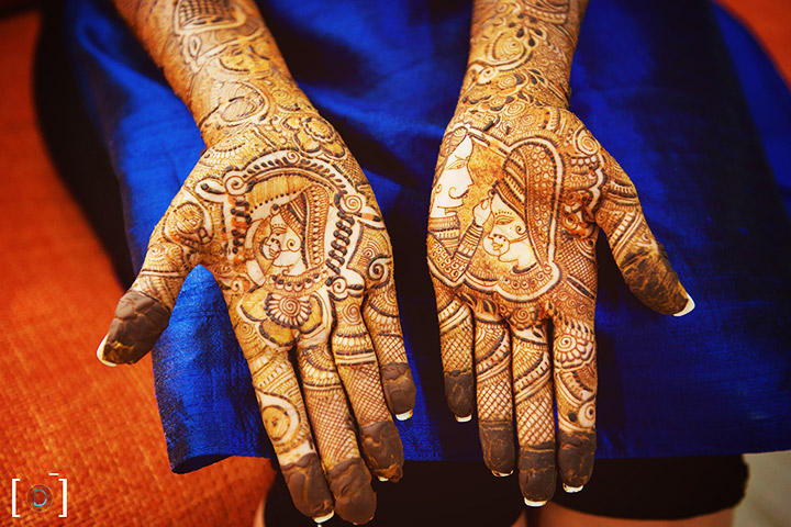 14 Latest Indian Bridal Mehndi Designs For You