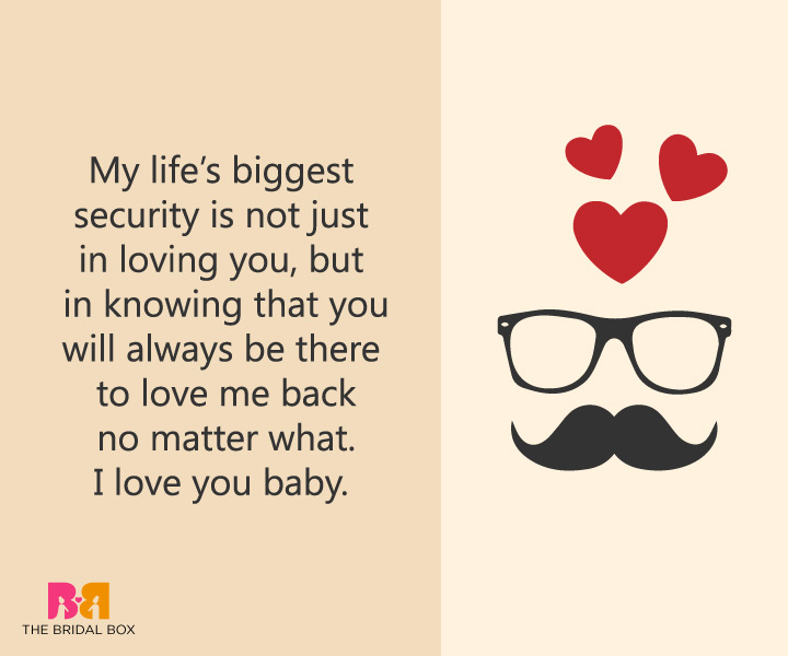 True love text messages for him