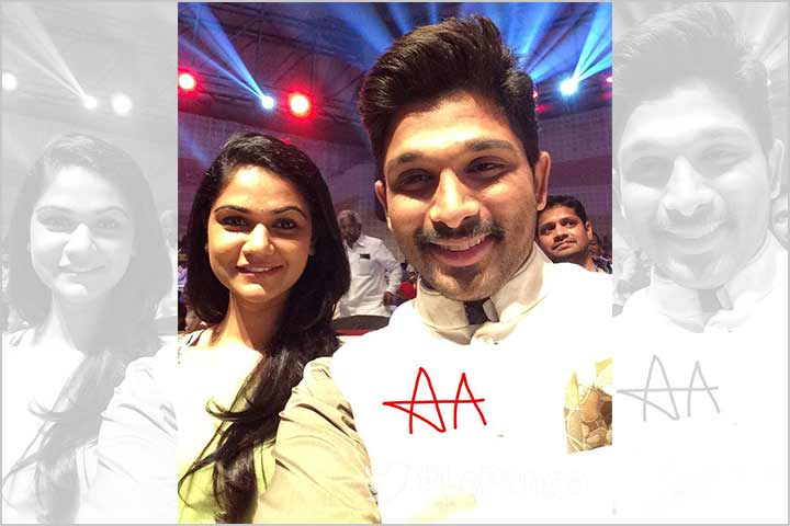 Allu Arjun And Sneha Reddy Made For Each Other
