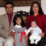 Meenakshi-Seshadri-Family