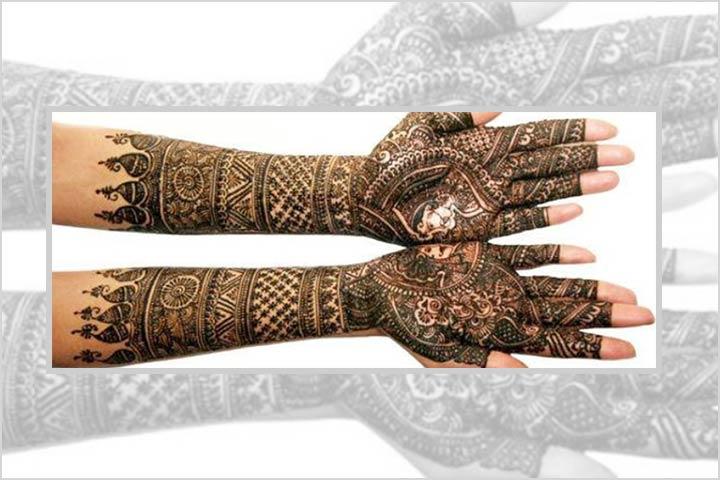 Dulhan Mehndi Ka Design : Dulhan mehndi designs best images