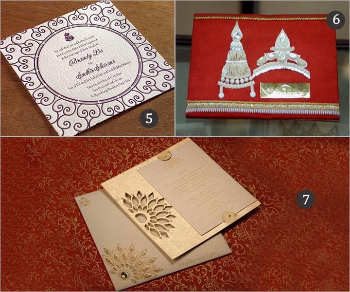Bengali Wedding Cards - 7 Creative Cards To Announce Your Union