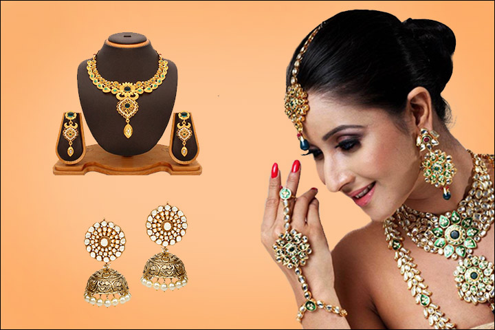 Bridal Jewellery On Rent In Delhi 10 Best Boutiques