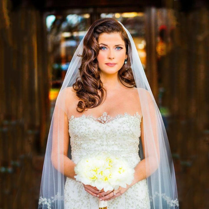 South Bridal Hairstyle For Round Face : The bridal hairstyle for round face beauties hairdos