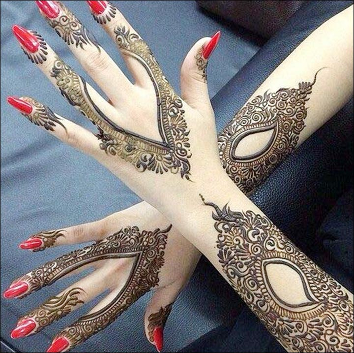 Various Mehendi Options For Wedding