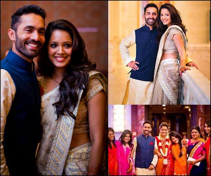 Dinesh Karthik Wedding With Dipika Pallikal: A Sporty Affair