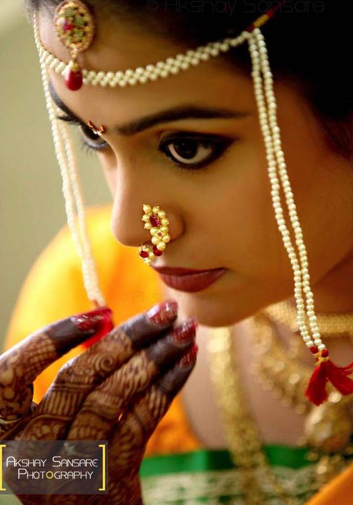 Maharashtrian Bridal Makeup Get The Perfect Look In 10