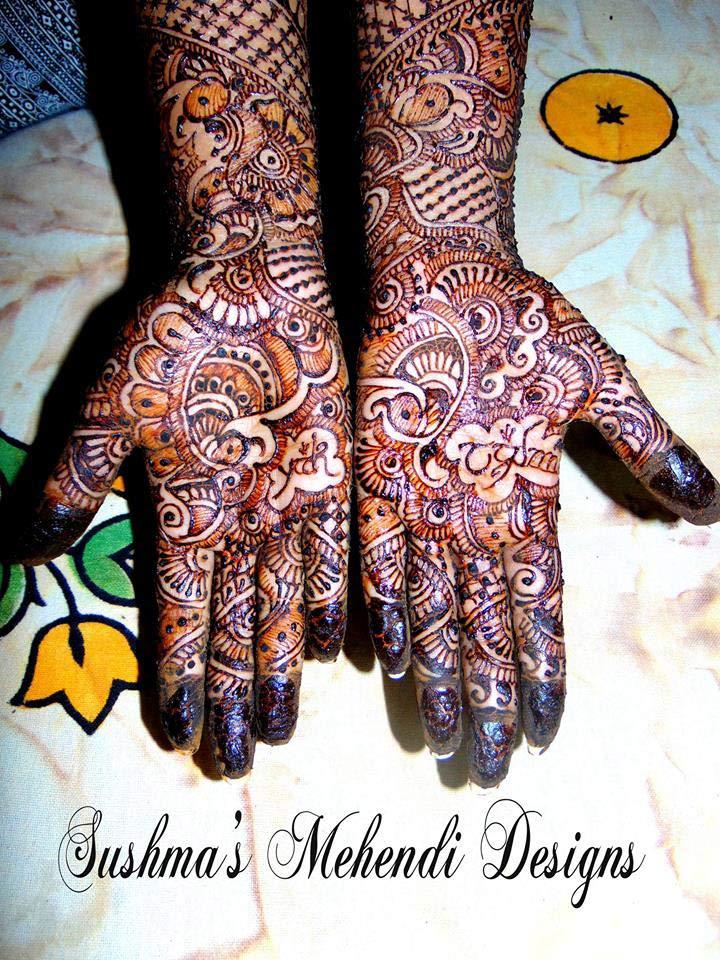Mehndi Designs Jobs In Hyderabad : Henna artist hyderabad makedes