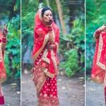 Bride's Swag