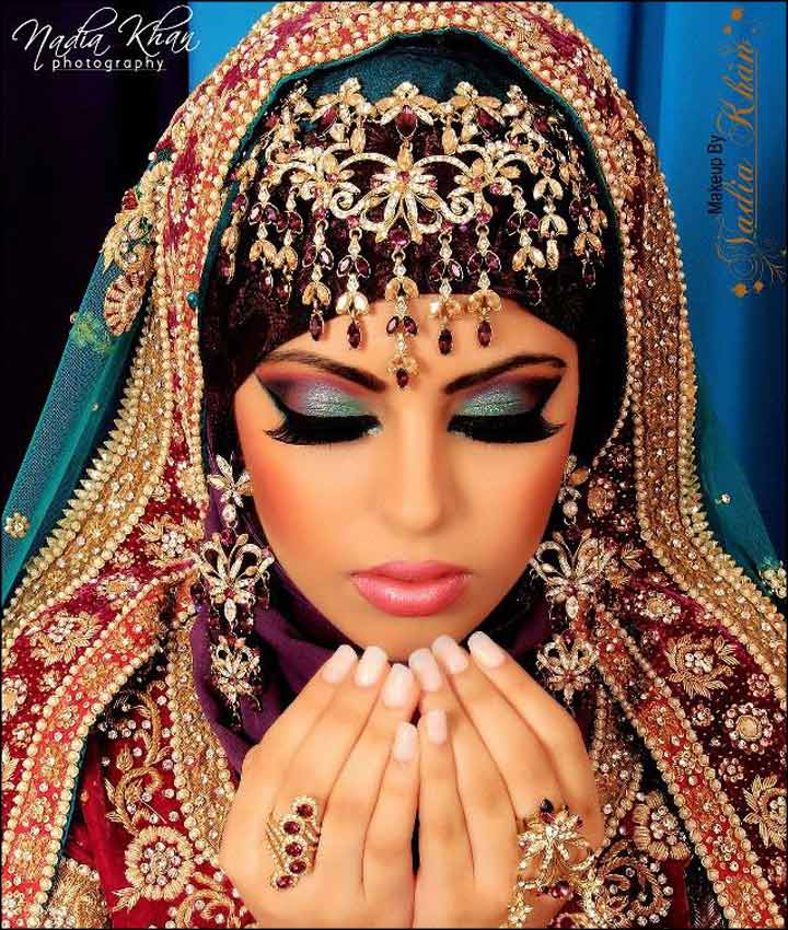 10 Bridal Eye Makeup Ideas You Just Cant Miss