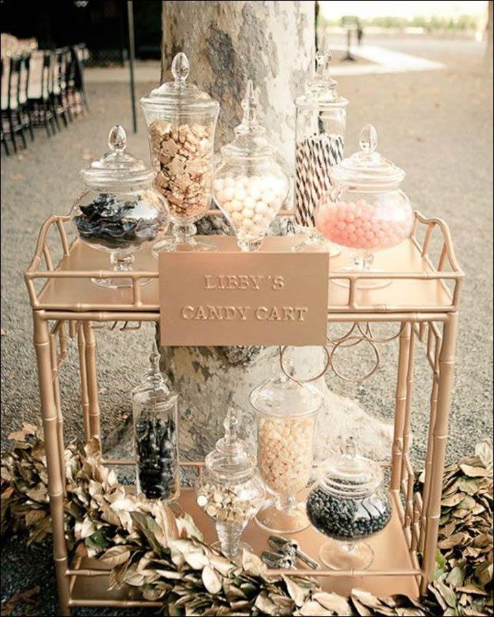 Candy-Cart-Wedding-Shower-Decoration