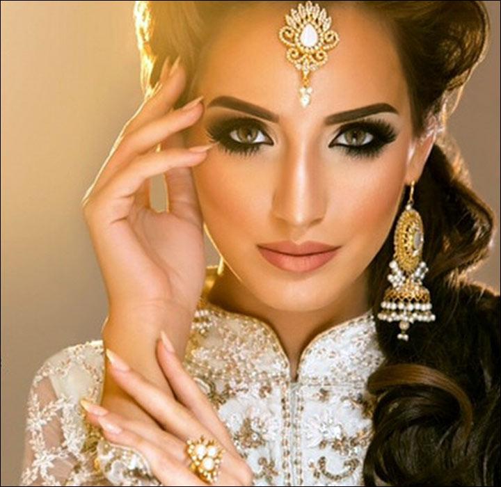 Bride Makeup 2018