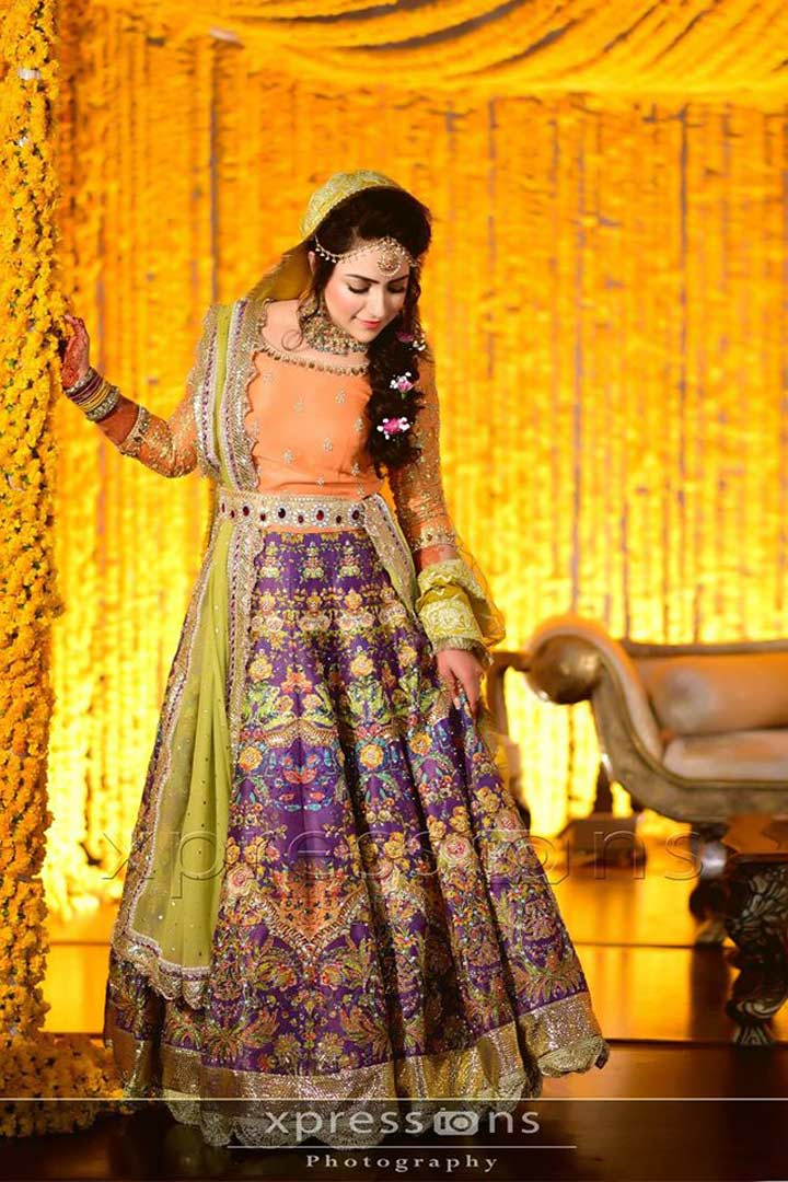 Pakistani Bridal Dresses 15 Trending Styles To Look Like A