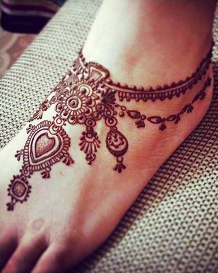 Karva Chauth Mehndi Designs - Patterns To Impress