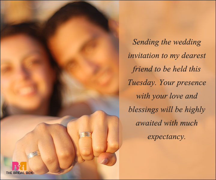 engagement invitation wording ideas to the rescue