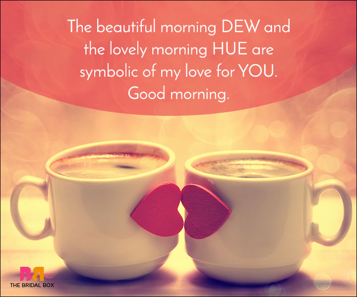 Good Morning Love Couple Quotes : Romantic good morning love quotes for the perfect start