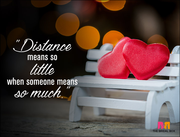Long Distance Love Quotes New 48 Long Distance Love Quotes That Cut Through Time And Space