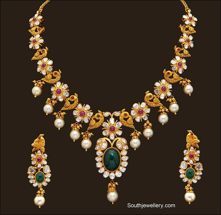 4a6b3df4331f1 South Indian Bridal Jewellery Sets: The Top 10 Designs Of 2016