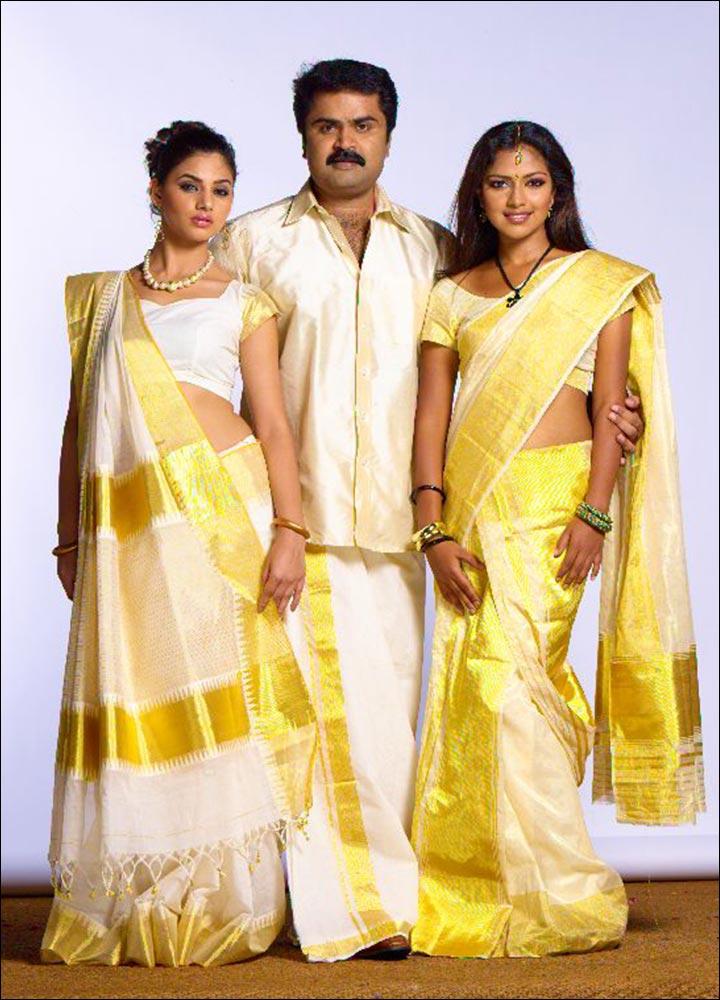 417c64488c9d54 Kerala Wedding Sarees  16 Saree You ll Want To Steal