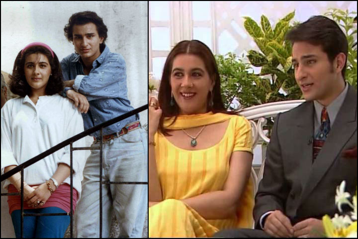 Image result for Amrita Singh-Saif Ali Khan