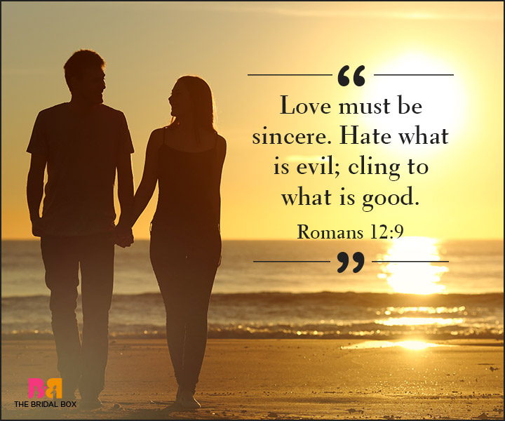 25 Divinely Meaningful Bible Quotes On Love
