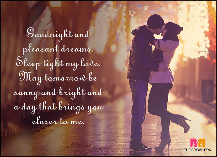 Night Love Quotes : 40 Good Night Love Quotes To Tuck Your Beau In At Night