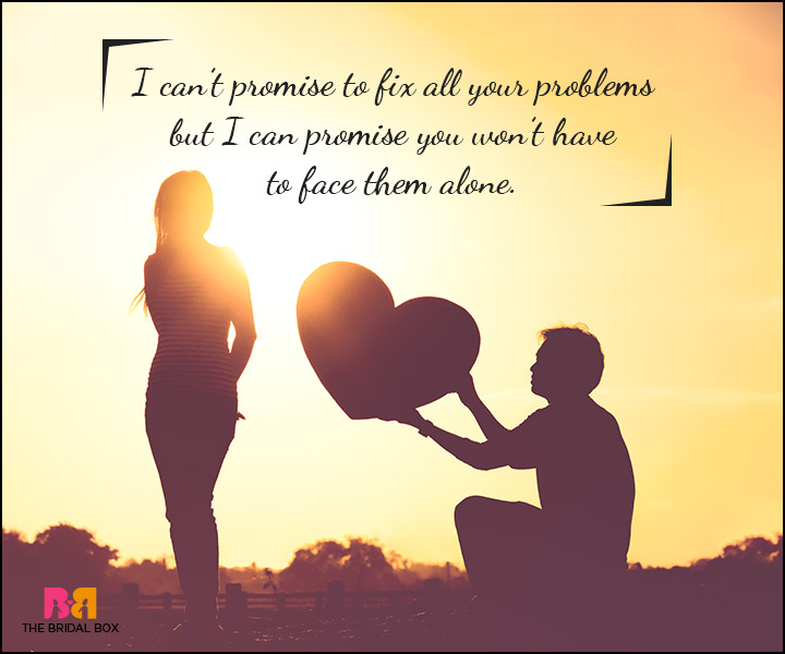 10 Beautiful And Heartfelt Love Promise Quotes