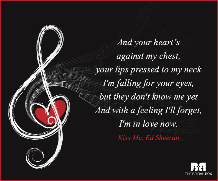 Music Quotes About Love Stunning Say I Love You With These 48 Music Love Quotes
