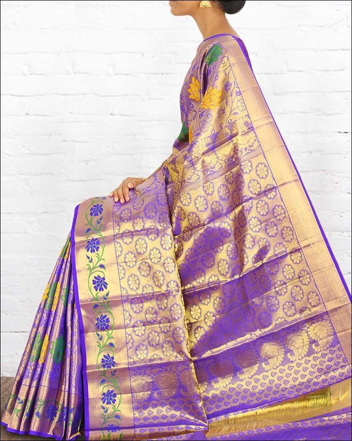 South Indian Wedding Sarees 20 Top Designs Of 2016